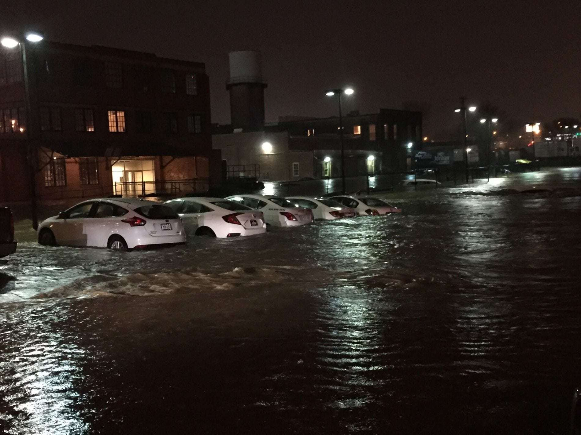 JMARK Disaster Recovery Plan in Motion After Flooding