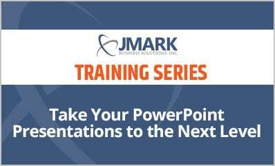 Take Your PowerPoint Presentations to the Next Level