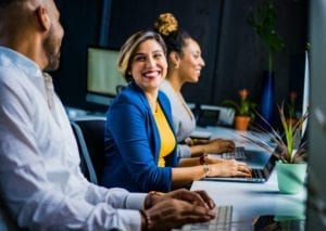 company culture using IT and technology