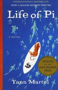 Life of Pi - Read a Book Day Staff Picks