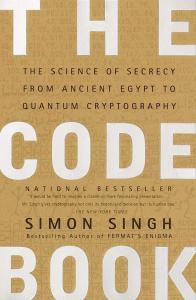 The Code Book - Read a Book Day Staff Picks