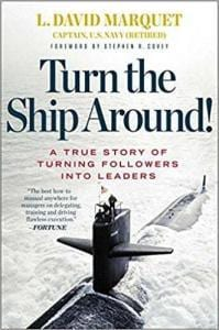 Turn the Ship Around - Read a Book Day Staff Picks