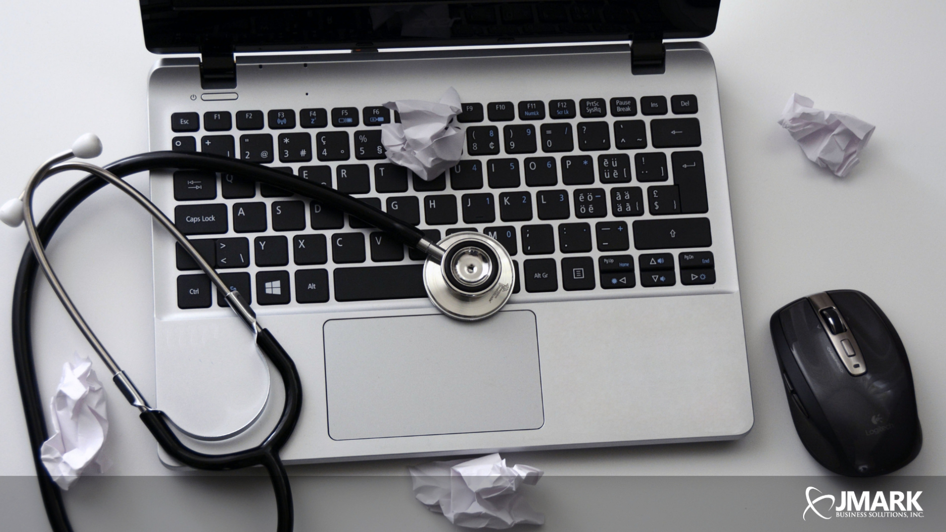 Looking for an I.T. Provider for Your Healthcare Practice? Consider These 3 Things - Banner