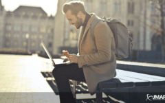 Working from a Remote Location? How to Keep Your Business Data Safe
