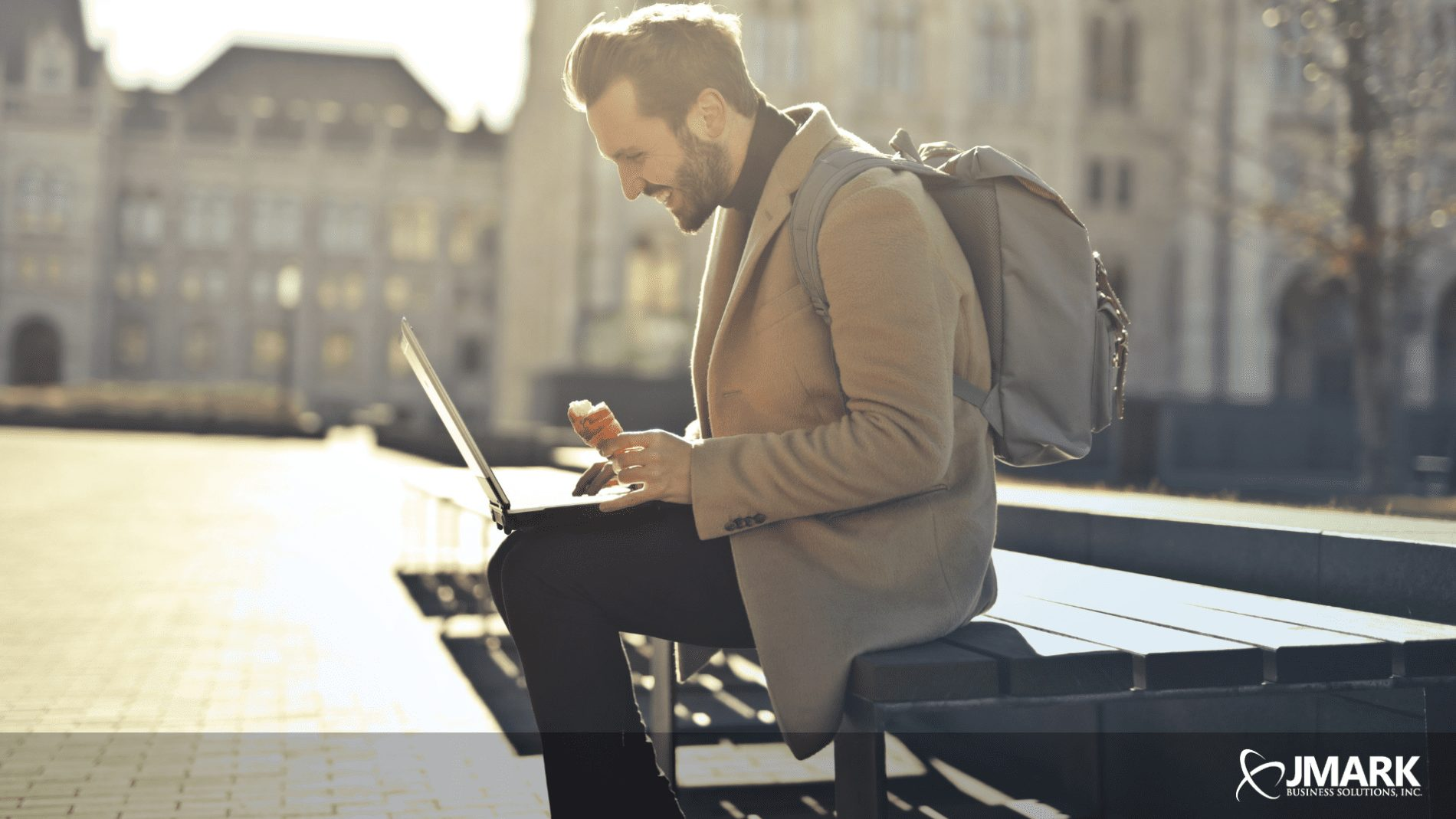 Banner - Working from a Remote Location? How to Keep Your Business Data Safe