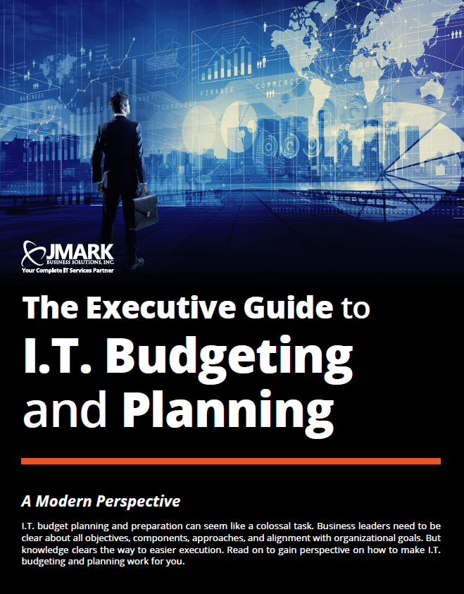 Executive Guide to I.T. Budgeting and Planning