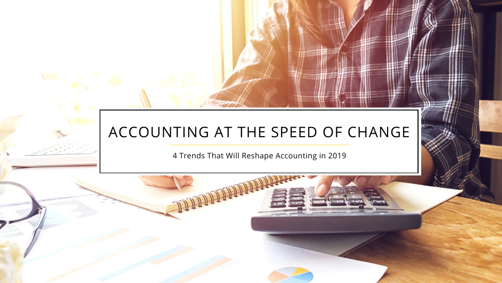 Accounting at the Speed of Change - Banner Image