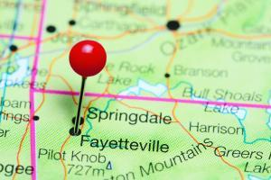 Fayetteville Arkansas technology managed services provider