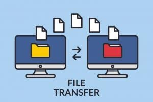 File Transfer, Data sharing