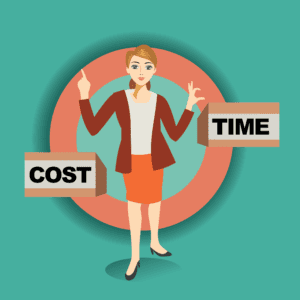 cost and time management