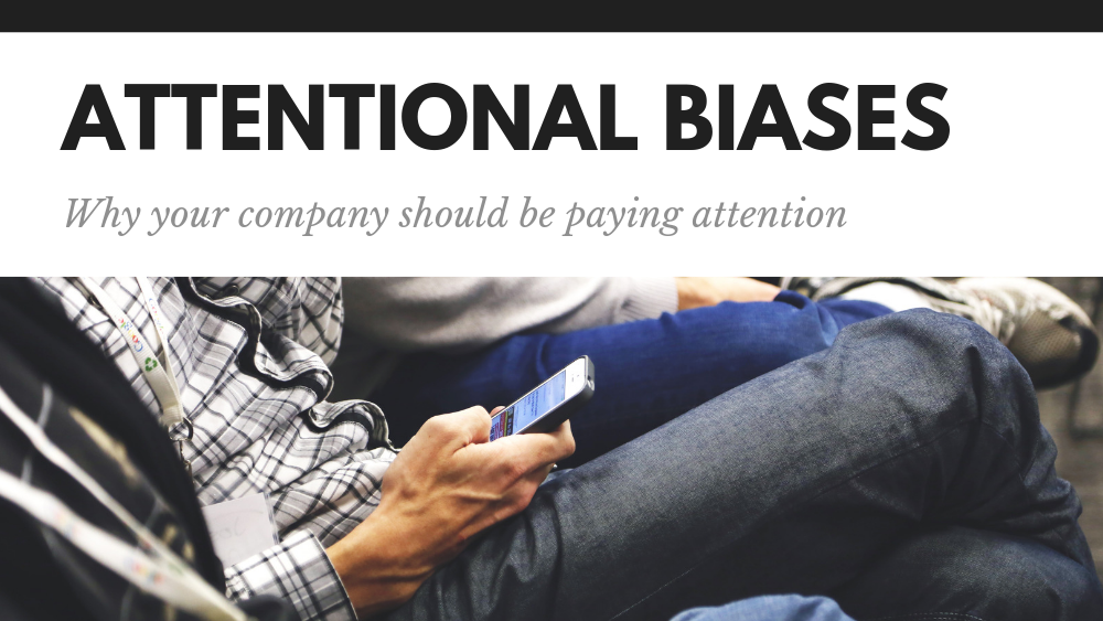 Banner - Attentional Biases