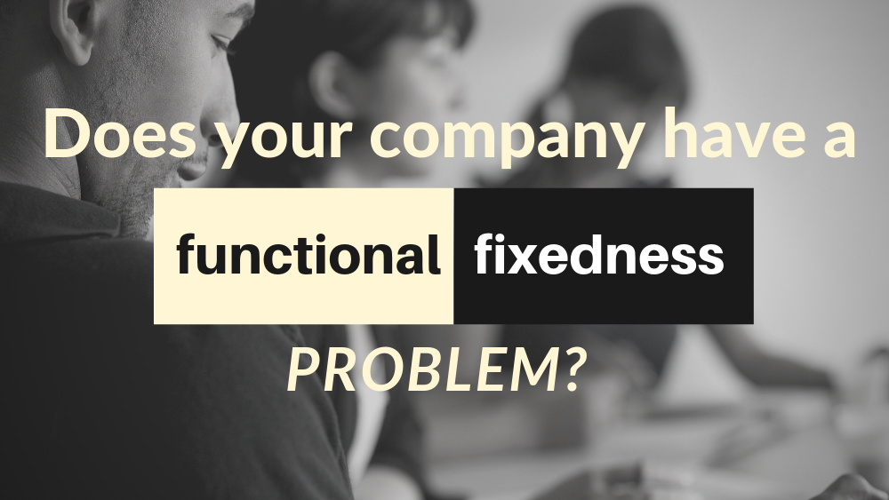 Banner - Functional Fixedness
