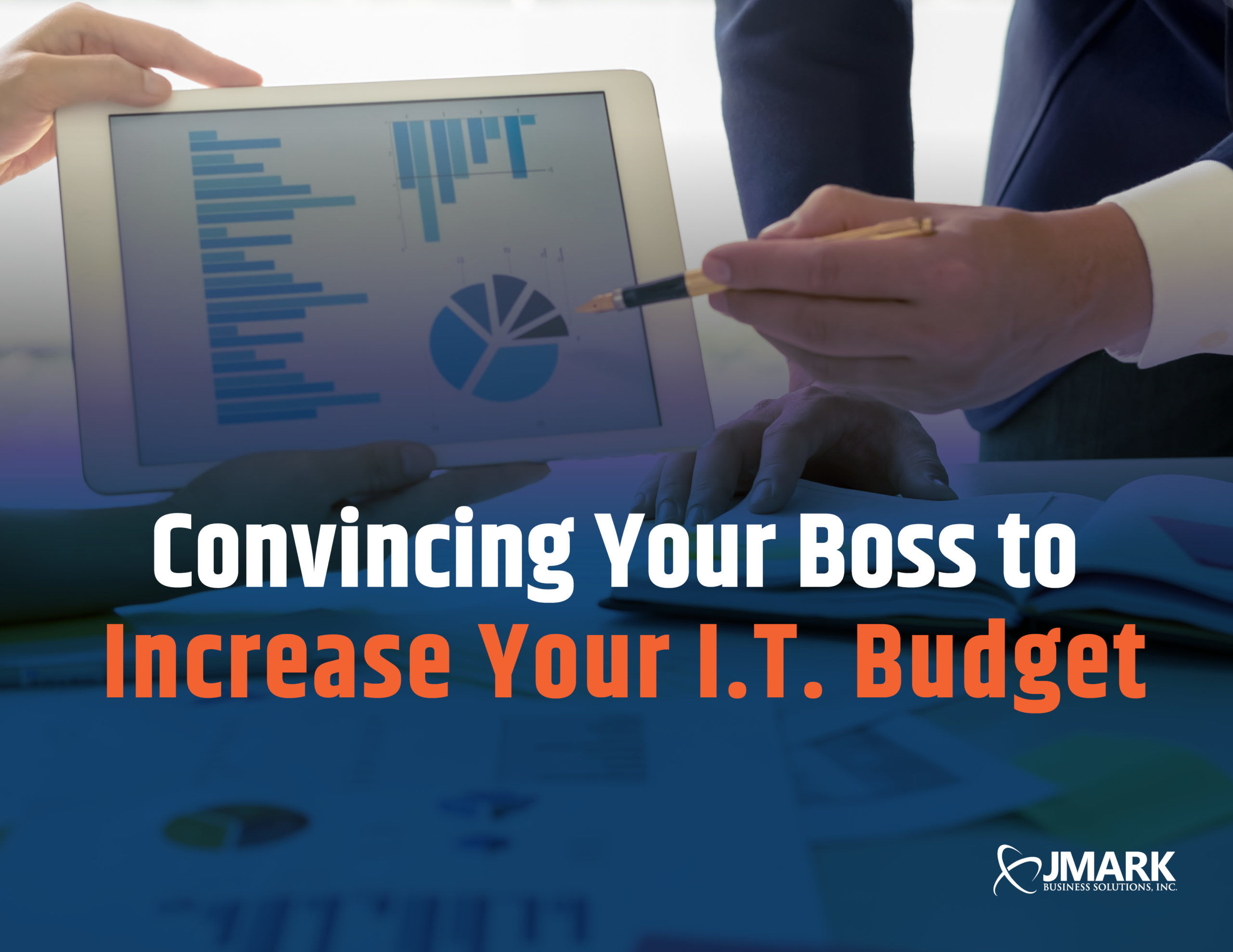 Convincing Your Boss to Increase Your IT Budget