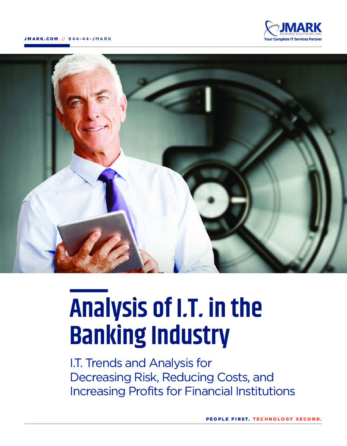 Analysis of I T  in the Banking Industry
