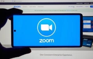 Zoom app zoom video call