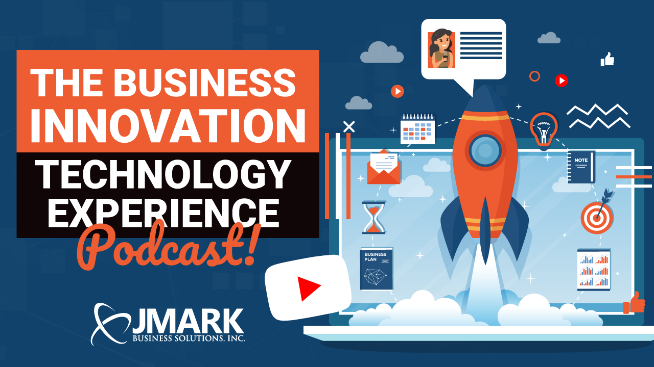 The Business Innovation Technology Experience - Podcast Launch Video