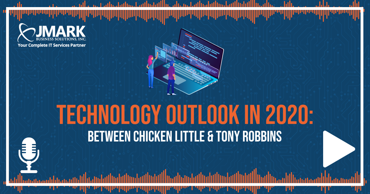 Technology Outlook in 2020 - Blog Graphic